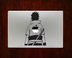 Sasuke Uchiha Naruto m769 Design autocollant Sticker par DecalOnTop