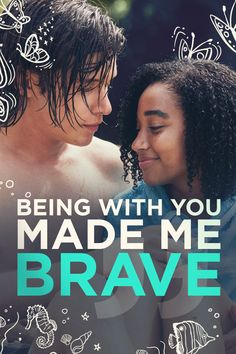 Courage comes in many forms. Being brave means telling someone how you really feel, and how much you truly love them. | Everything, Everything Movie | In theaters May 19