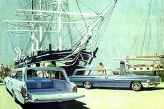1962 Pontiac Catalina Safari: Art Fitzpatrick and Van Kaufman