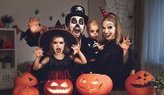 Wir wünschen Euch allen einen schaurig-schönen Halloweenabend! 🎃👻 Halloween 2018, Family Themed Halloween Costumes, Halloween Riddles, Halloween Fotos, Premier Halloween, Halloween Costumes You Can Make, Joker Halloween, Fairy Halloween Costumes, Halloween Yard Decorations