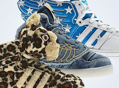 08a9d3c66f51 Jeremy Scott x adidas Originals Spring 2012 Kids Collection -  SneakerNews.com