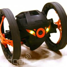 Parrot unveils Rolling Spider and Jumping Sumo microdrones - Everyones favorite consumer drone company, Parrot, has two new models that will be up for pre-orders next month. And while theyre small in size, theyre