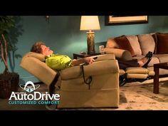Golden Technologies Comforter With MaxiComfort   Golden Technologies  Infinite Position Lift Chairs
