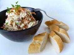 O varení, živote a tak...: Karfiolový šalát a la Coleslaw
