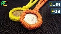 A Coin Held Tightly By Paracord - YouTube