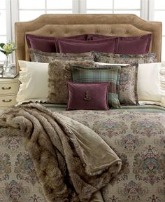 1000 Images About Ralph Lauren Bedding Composites On