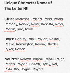 Pretty Names, Cute Names, Unique Names, Kid Names, Book Writing Tips, Creative Writing Prompts, Writing Words, Name Inspiration, Writing Inspiration