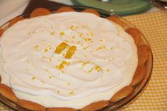 Deep South Dish: Lemon Icebox Pie