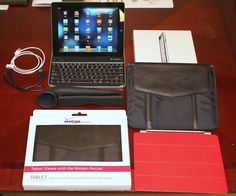 Got an iPad Mini so now selling my #Apple iPad 2 32GB w/ many accessories, check it out if interested! Starting at $300