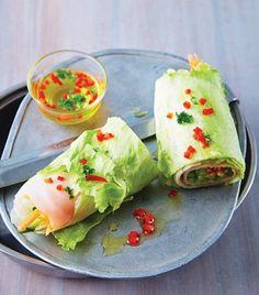 ¡Un platillo delicioso, saludable y ligero para toda la familia!