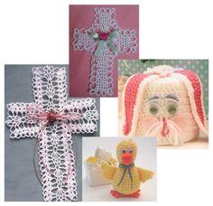 Maggie's Crochet · Easter Decor Crochet Pattern
