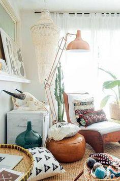 Living Room Prints Eclectic Living Room