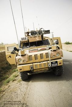 Panther Command Vehicle