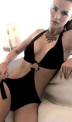 d523646503 another bathing suit hubby would love...lol Luxury Swimwear