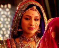 Paridhi Sharma as Jodha
