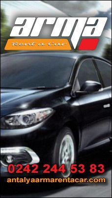 www.antalyaarmarentacar.com Antalya, Car, Automobile, Vehicles, Cars, Autos