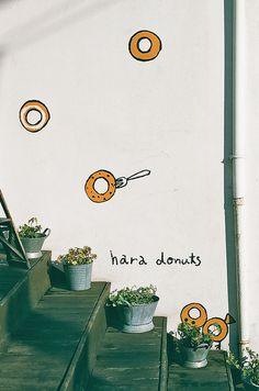 I remembered this!! :)     Hara Donuts | Musashino, Tokyo