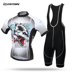 XINTOWN 2017 New pattern Cycling Clothing Bicycle Wear Breathable Bike  Clothing Cycling Sets  Short d8c0daa8d