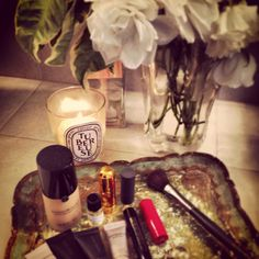 Stylemindchic!: Let's Makeup! #Bloggers in the city #beauty #fragrance #on my dressing table