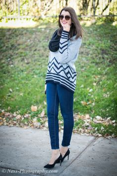 Perfect sweater for fall | Candidly Julie