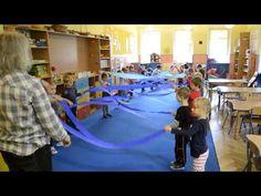 Przedszkolaki - Układ ruchowy - YouTube Music Ed, In Kindergarten, Education, Relax, Youtube, Fun, Ideas, Infant Games, Songs
