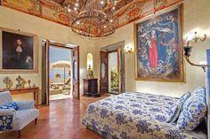 An Inside Look at Villa San Giacomo in Positano, on Italy's Amalfi Coast
