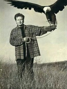 An Eagle with an Eagle!