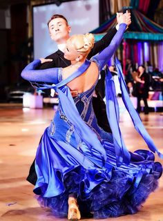 Danced at the Millennium Dancesport Championships