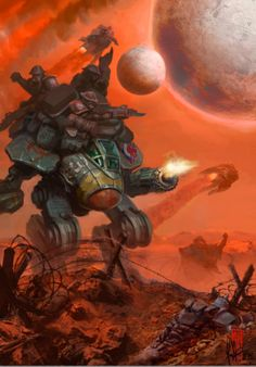 Hurricane Walker Sci Fi Fantasy, Fantasy World, Dark Fantasy, Mutant Chronicles, Diesel Punk, Sci Fi Characters, Warhammer 40000, Retro Futurism, Sci Fi Art