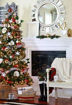 Classic Design Christmas Tree