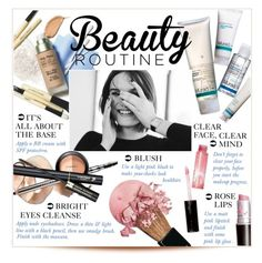 """""""What's Your Morning Beauty Routine?"""" by alessandra-mv ❤ liked on Polyvore featuring beauty, Murad and Chanel"""