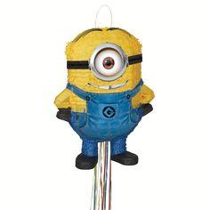 3D Despicable Me Minion Pi�ata (Stuart) $16.88 #topseller
