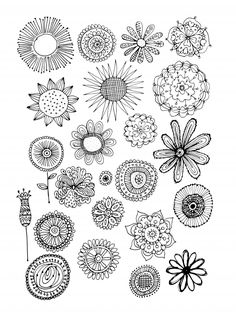 Flower Doodles Discover 45 Super Cool Doodle Ideas For 2020 Craftwhack Get your doodle inspiration idea here with 45 cool and easy doodle ideas for sketchbooks bullet journals and definitely when youre taking notes. Great Doodle, Cool Doodles, Little Doodles, Zen Doodle, Sharpie Doodles, Sharpie Art, Doodle Art Drawing, Zentangle Drawings, Zentangles