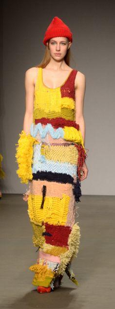 Fred Farrow & Britt Avelon Tan @ Amsterdam Fashion Week
