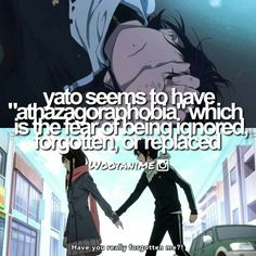 Character: Yato Anime: Noragami - being someone who will vanish if they are forg. - Character: Yato Anime: Noragami – being someone who will vanish if they are forgotten, I think th - Noragami Anime, Noragami Bishamon, Manga Anime, Otaku Anime, Yatori, Natsume Yuujinchou, Kaichou Wa Maid Sama, Another Anime, Fandoms