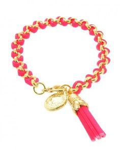 Chain Weaved Bracelet