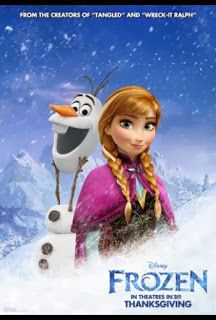 Disney's Frozen Ticket Giveaway!