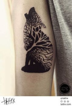 50 Tree Tattoo Ideas For Nature Lovers (6) #NoelitoFlow please repin & like ,https://www.twitter,com/noelitoflow