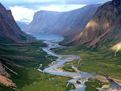 Torngat Mountains National Park, Newfoundland and Labrador, Canada Newfoundland Canada, Newfoundland And Labrador, O Canada, Parks Canada, Places To Travel, Places To See, Places Around The World, Around The Worlds, Gros Morne