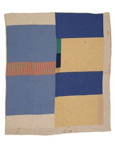 Strip Quilt,1950-1960   by The Henry Ford, via Flickr