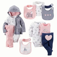 It's a girl! Our new puppy love collection just arrived.