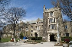 McMaster University-One of the top Universities and one of the oldest in Canada