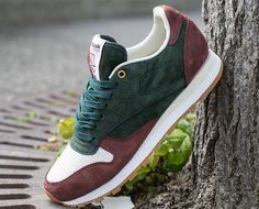 HAL (Highs & Lows) x Reebok Classic Leather