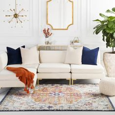 This Persian inspired rug is the perfect piece to refresh your space with effortless style #shopthelook #affiliate #boho #vintage #wayfair #budget #budgetdecor #smallspacedecor #modern #modernboho #minimalist #home #homedecor #bedroom #livingroom #rustic #eclectic #shopstyle #goals #ideas #futurehome #inspo #traditional #contemporary #rugs #diningroom #design #kitchen