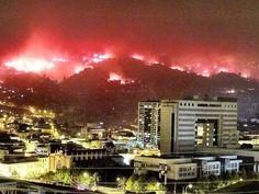 Papa Francisco se solidariza con Chile por incendio en Valparaíso