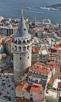 Galata Tower - Istanbul Ankara, Voyage Istanbul, Istanbul Travel, Istanbul City, Armenia, Asia, Émirats Arabes Unis, Empire Ottoman, Ephesus