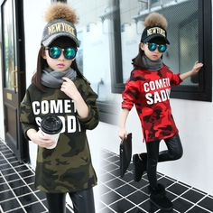 bb4377db789ef9 ... leisure children with velvet render unlined upper garment letters more  camouflage T shirt-in Tees from Mother & Kids on Aliexpress.com   Alibaba  Group