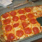 No carb pizza