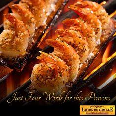 #GrilledFood #Prawns #Food #Delhi #Buffet