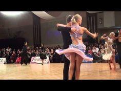 Músicas Para Dança De Salão: Korea Open 2014 Professional Latin F  Cha Cha Cha ...